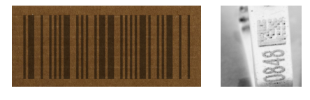 codice con basso contrasto