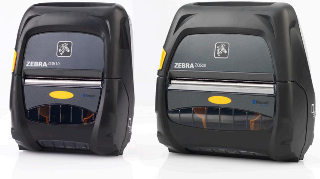 zebra stampanti portatili