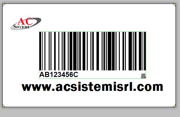 11-layout etichetta