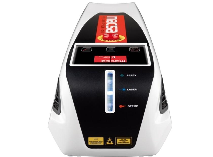 marcatore laser