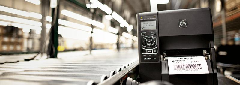 stampante Zebra Zt410