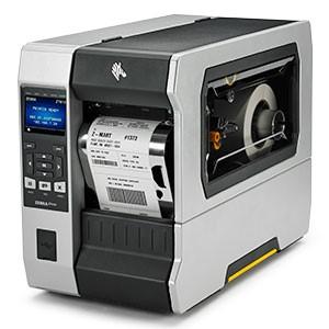 stampante Zebra industriale ZT620 per alti volumi di stampa