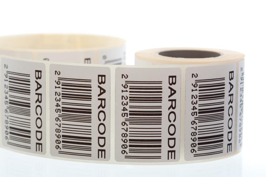 etichette con codice a barre per protocollo informatico