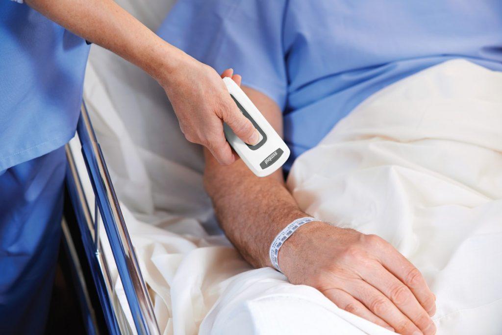 lettori di codici a barre per la sanità