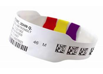 braccialetto ospedaliero