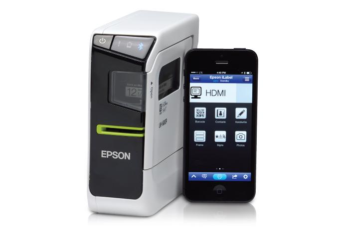 Epson_LabelWorks_LW-600P- stampante di etichette