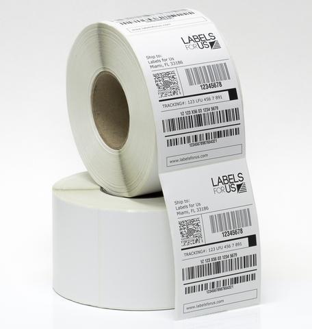 etichette per stampanti Zebra