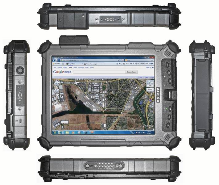 tablet rugged per esterno