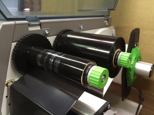 nastro a trasferimento termico per stampante di codice a barre