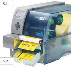 taglierina per stampanti termiche