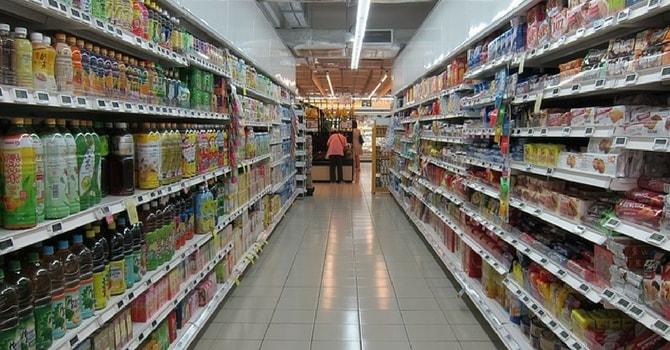 etichette supermercato