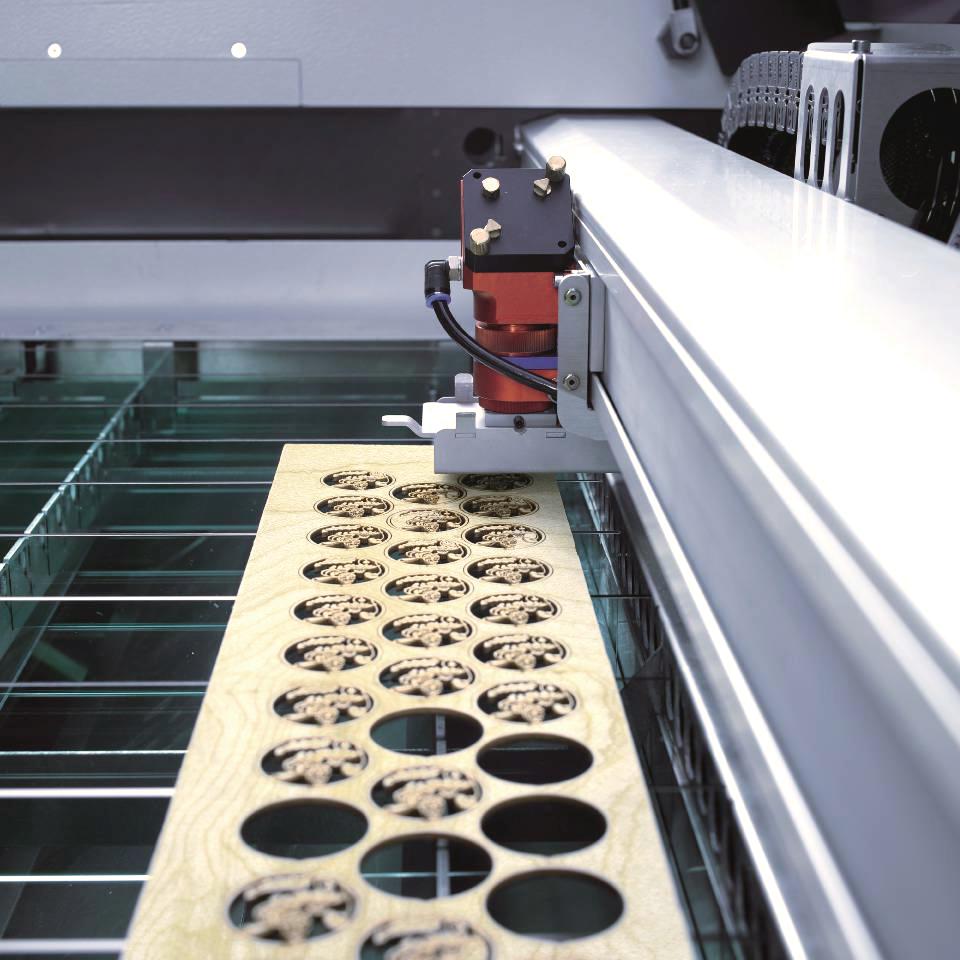 marcatura laser per taglio