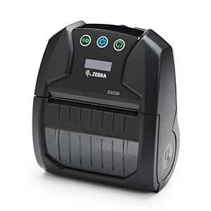 stampante portatile Zebra leggera e compatta
