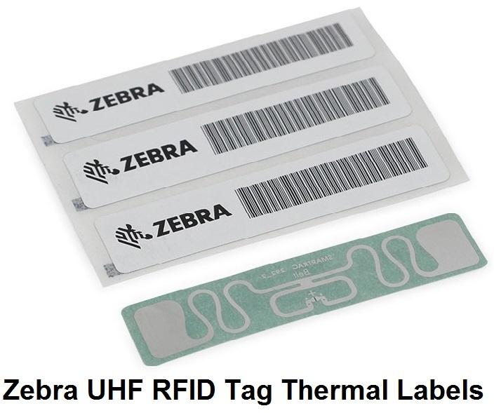 tag rfid UHF Zebra
