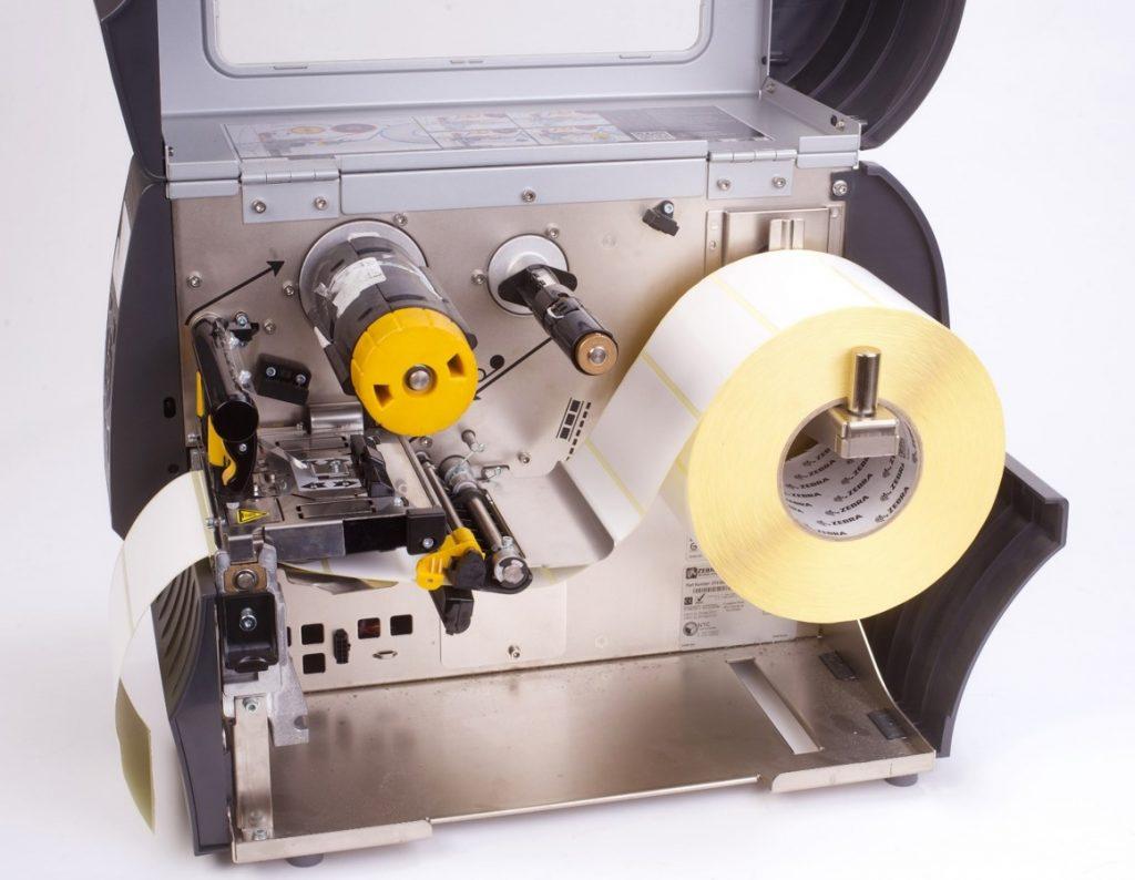 stampa a trasferimento termico e termica diretta