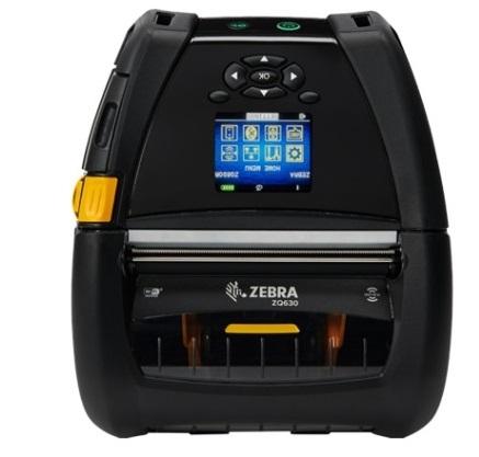 stampante Zebra portatile RFID