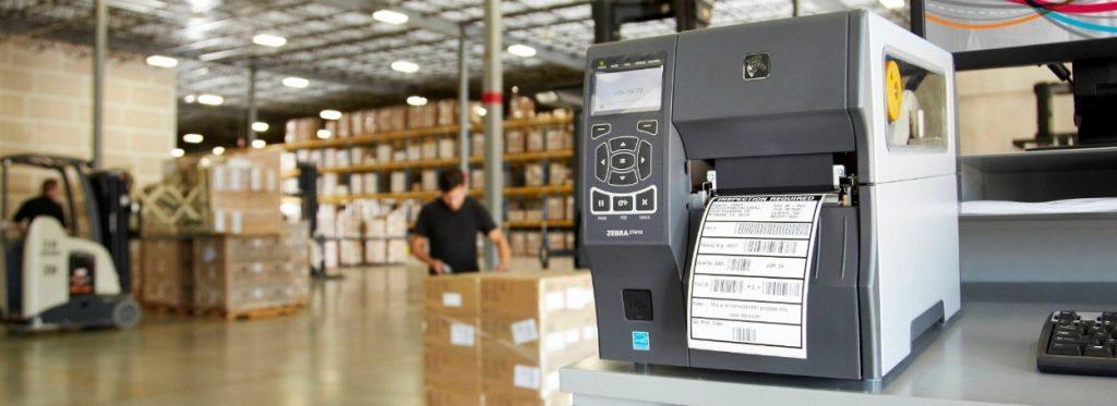 stampante Zebra RFID ZT400