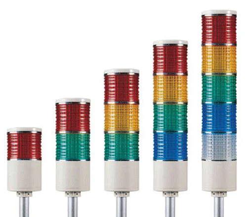 torrette di segnalazione luminosa per RFID