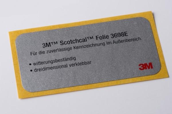 etichette per metalli