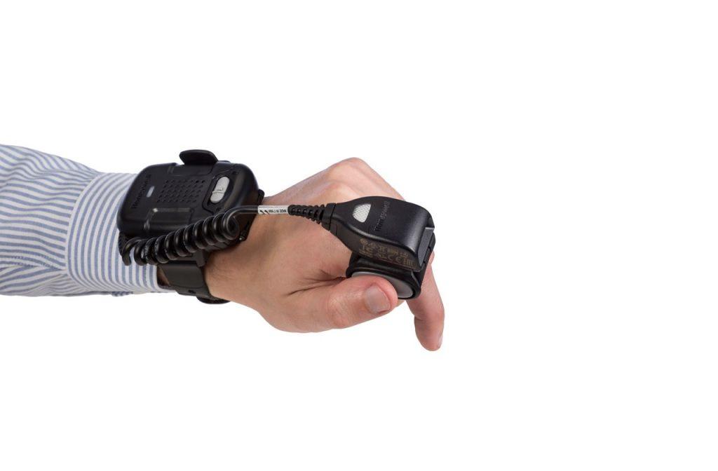 Honeywell 8670 lettore indossabile al dito