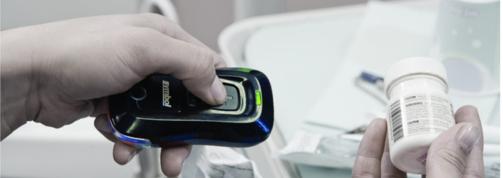 scanner Zebra CS3070 lettore compatto di codici a barre bluetooth