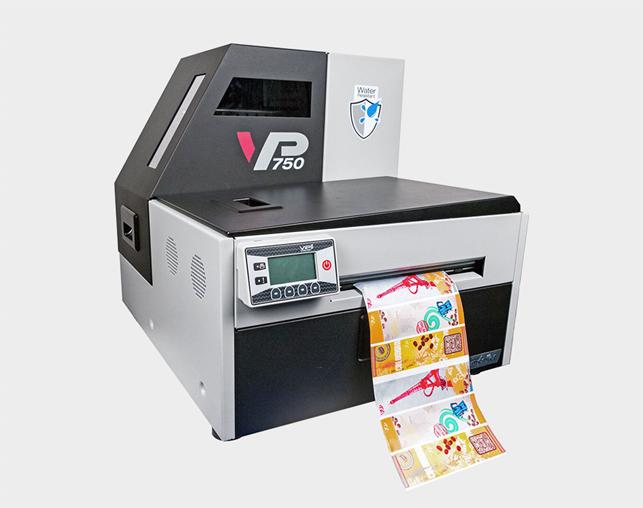 stampante di etichette a colori VIPColor vp700