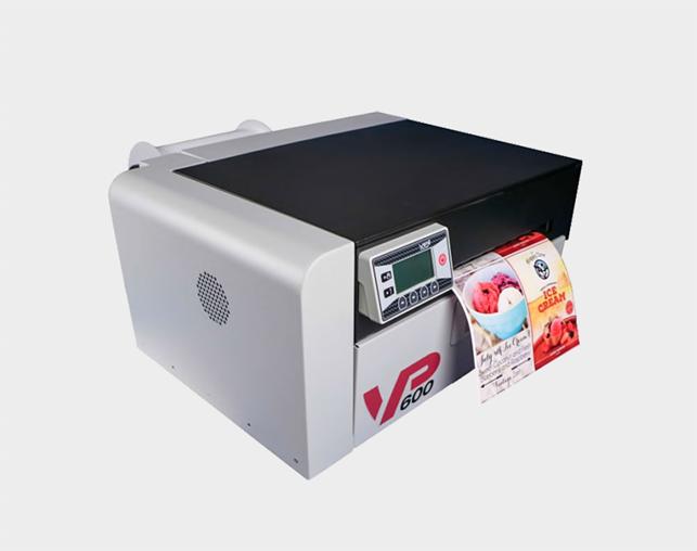 stampante di etichette a  colori vp600