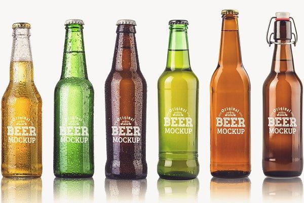 progetto grafico etichette birra