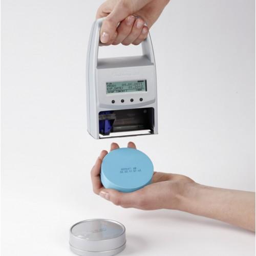 marcatore semi-automatico per data e lotto