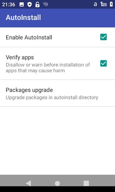 installazione firmware EDA61K