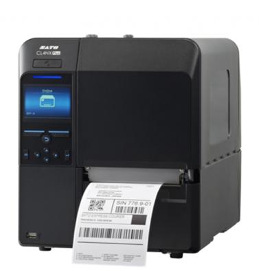 stampante SATO CL4nx impostazione dei parametri di stampa