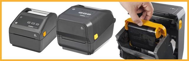 stampante Zebra per etichette modello zd420