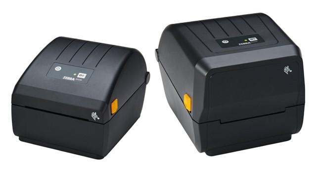 stampante zebra zd220 e zd230 economica e  compatta