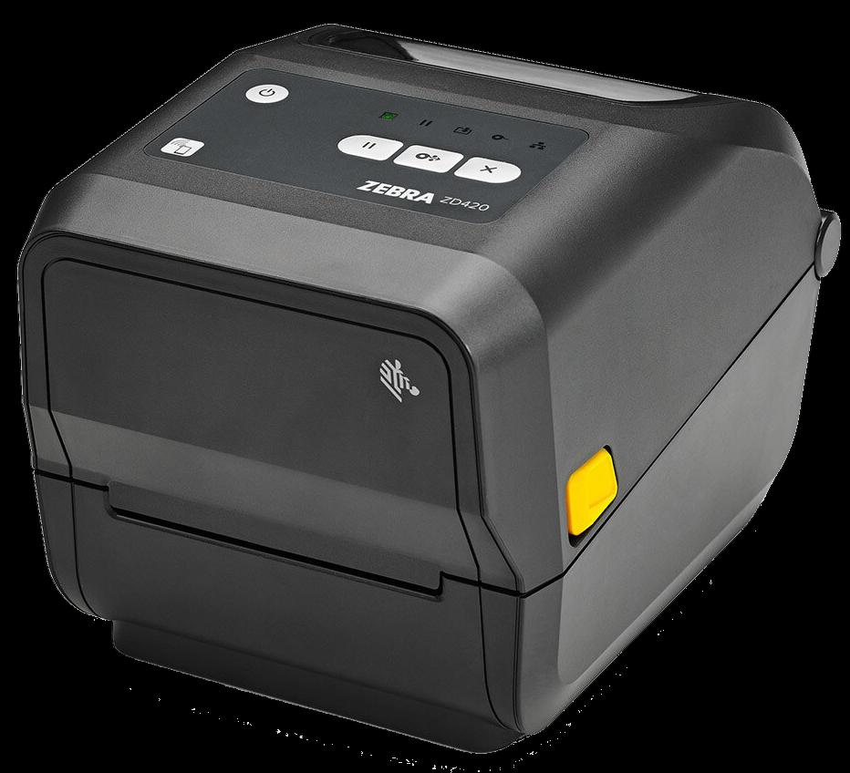 Zebra ZD420T stampante a trasferimento termico