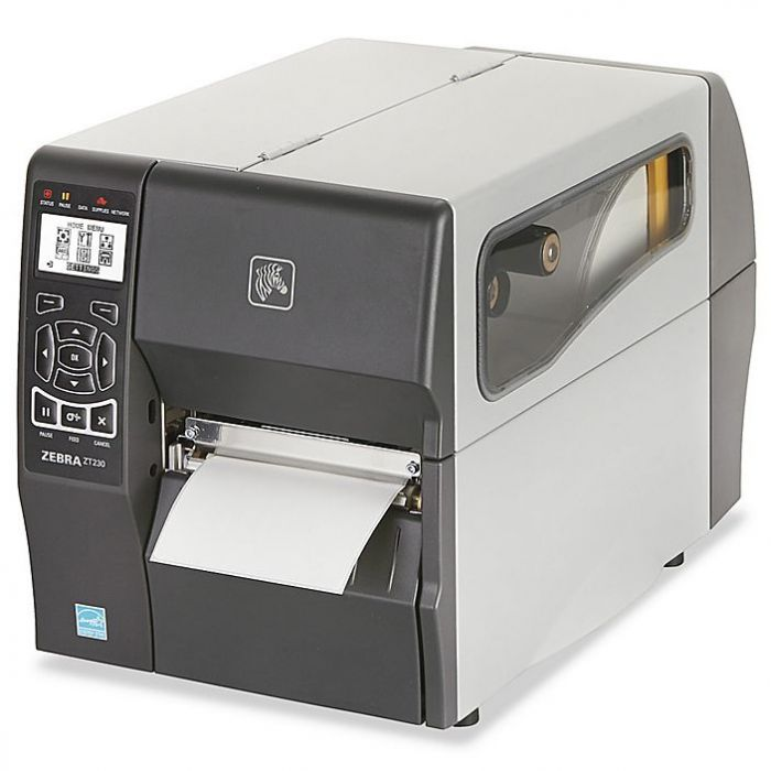 Zebra ZT230 stampante a trasferimento termico