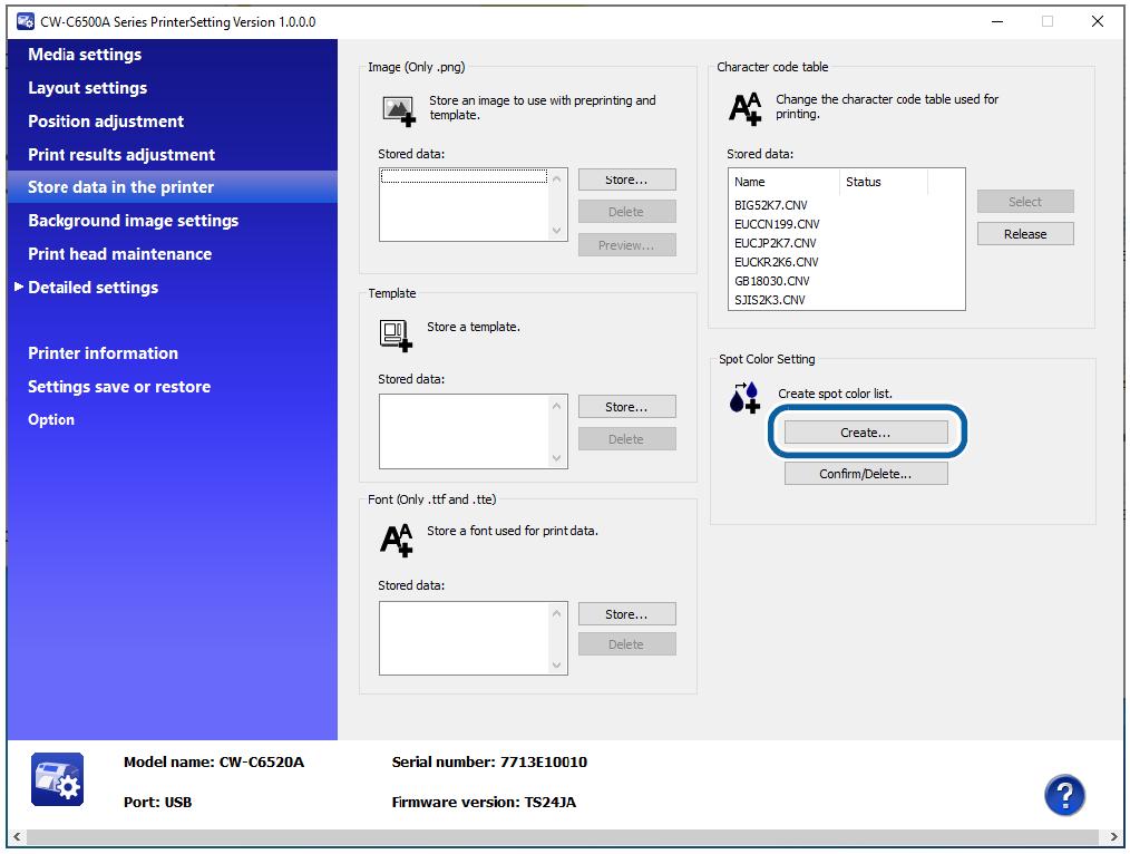 Manuale utente stampante di etichette a colori Epson colorworks C6000 e C6500