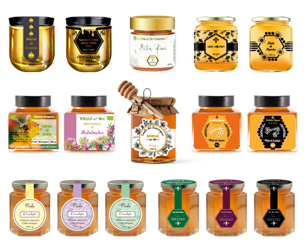 Template-etichette-adesive-per-miele-grafica-personalizzata
