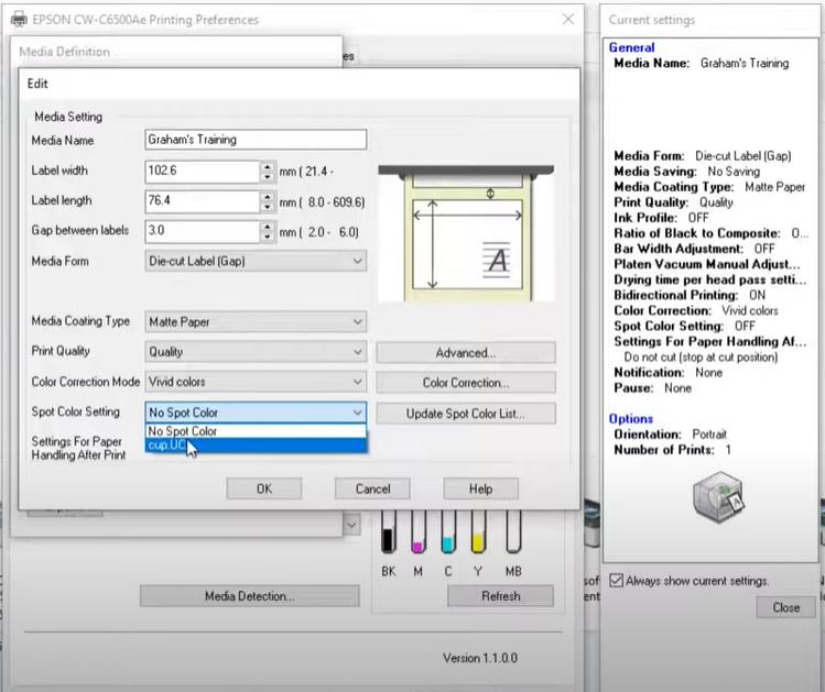 driver stampante di etichette epson c6000 e c6500 (2)