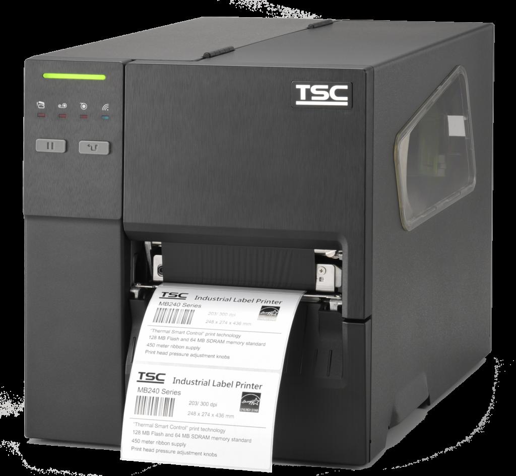 stampante di etichetet per grandi volumi tsc mb240