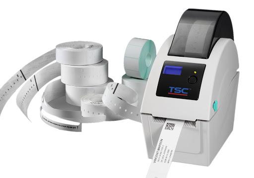 stampante TSC DI ETICHETTE EBRACCIALETTE termica diretta tdp225W e tdp324W