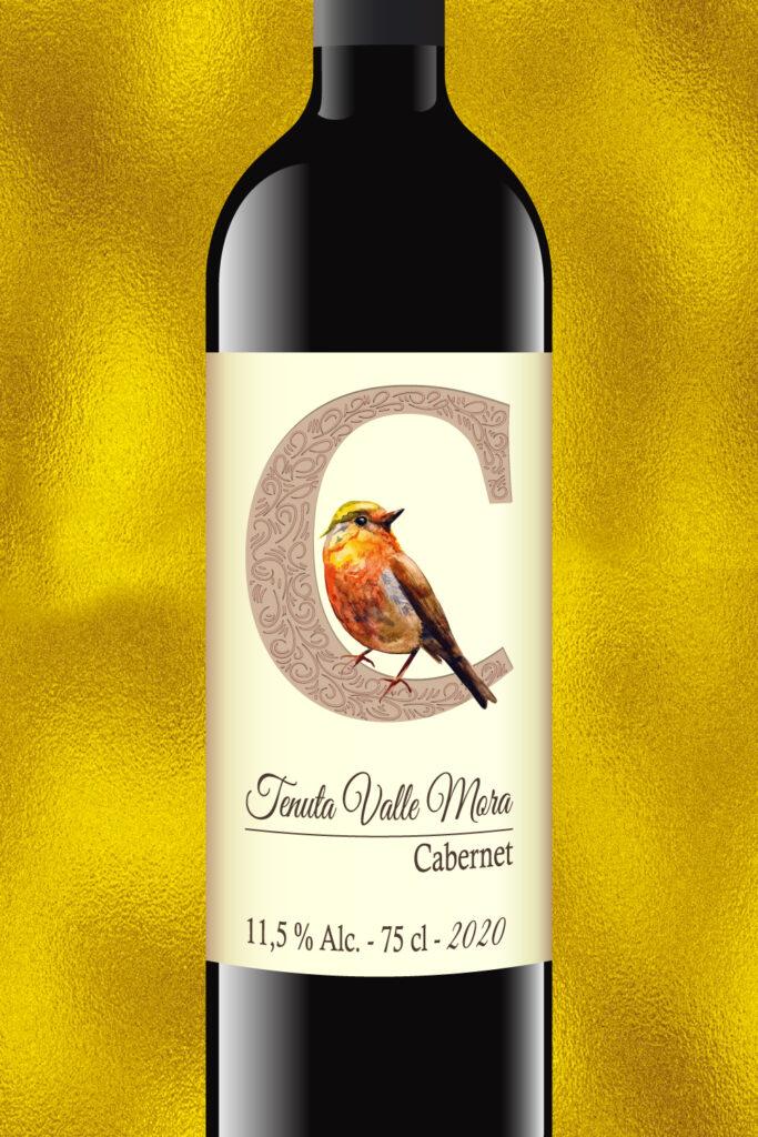 Etichette in rotolo per vini