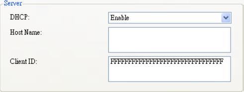 configurazione sato ip-dinamico