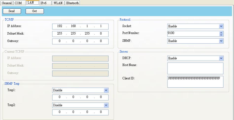 configurazione sato ip-statico
