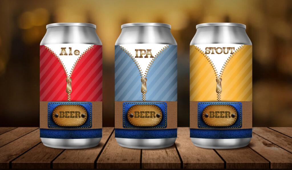 grafica vincente etichette adesive per birra artigianale