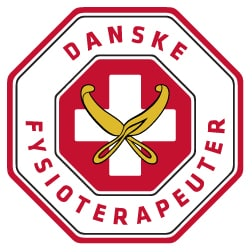 Danske Fysioterapeuter logo Winnie Rasmussen ACTmindfully