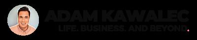 ADAM KAWALEC Montserrat Logo + picture 1200x250