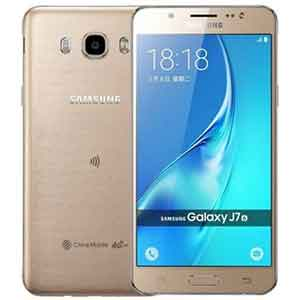 Samsung J7 2016 Reparation