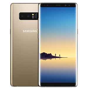 Samsung Note 8 Reparation