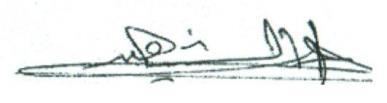 ha signature
