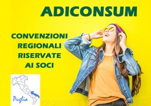CONVENZIONI PUGLIA SOCI ADICONSUM